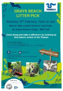 Grays Beach Litter Pick_Feb 2016